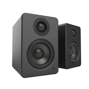 Kanto YU2 Powered Speakers-Speakers-Kanto-Matte Black-None-vinylmnky