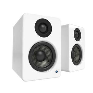Kanto YU2 Powered Speakers-Speakers-Kanto-Matte White-None-vinylmnky