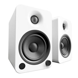 Kanto YU4 Powered Speakers with Bluetooth™-Speakers-Kanto-Gloss White-Monthly-vinylmnky