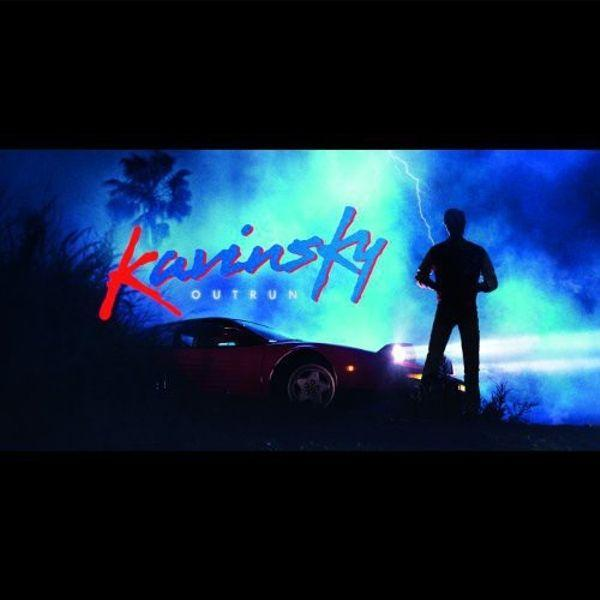 Kavinsky // Outrun-Record Makers-vinylmnky