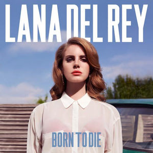 Lana Del Rey // Born to Die-Interscope Records-vinylmnky