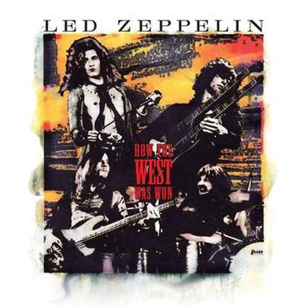 Led Zeppelin // How The West Was Won