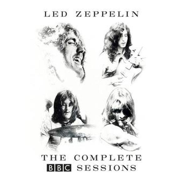 Led Zeppelin // The Complete BBC Sessions-Album-Warner Music Group-None-vinylmnky