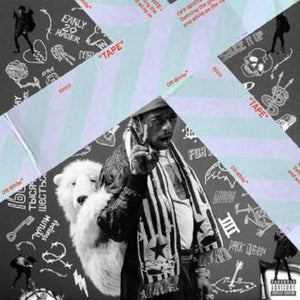 Lil Uzi Vert // Luv is Rage 2-Warner Music Group-vinylmnky