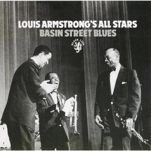 Louis Armstrong // Basin Street Blues