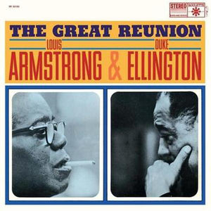 Louis Armstrong & Duke Ellington // The Great Reunion