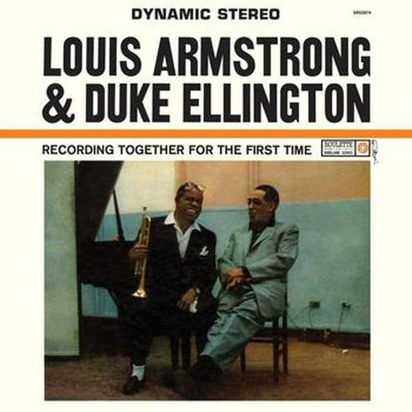 Louis Armstrong & Duke Ellington // Together For The First Time