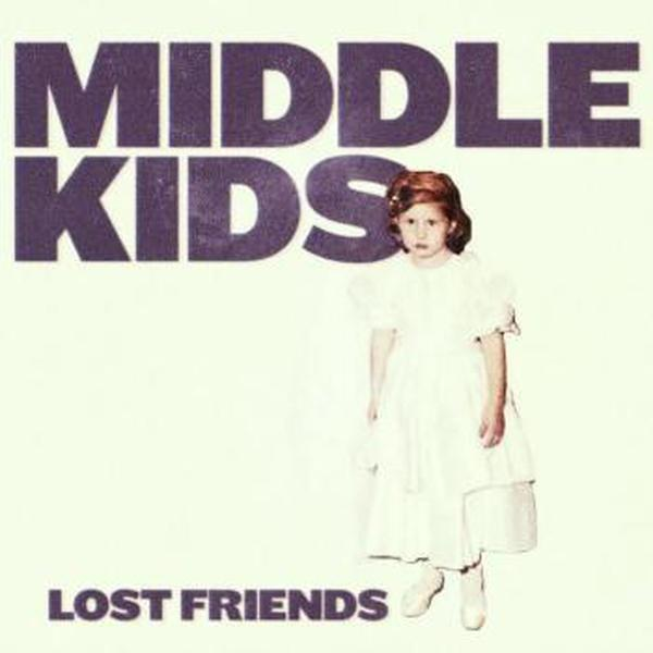Middle Kids // Lost Friends-Domino-vinylmnky