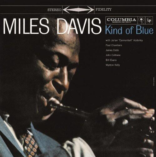 Miles Davis // Kind of Blue-Sony-vinylmnky
