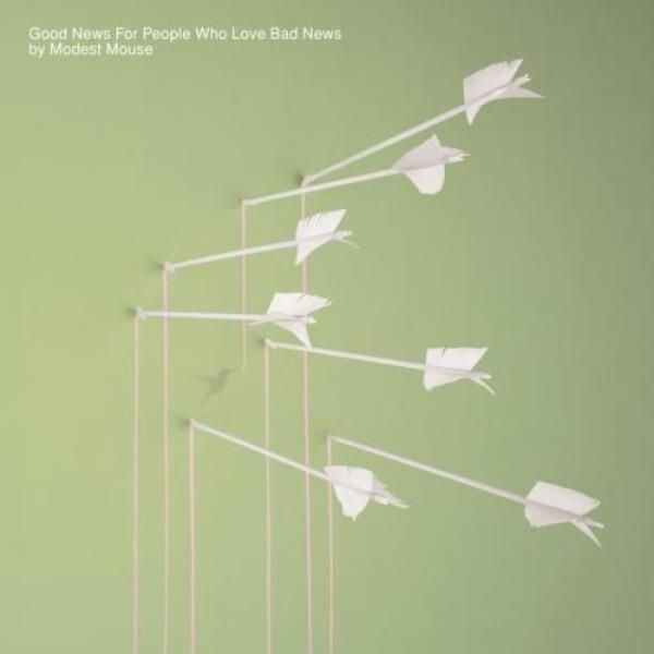 Modest Mouse // Good News for People Who Love Bad News-Sony-vinylmnky