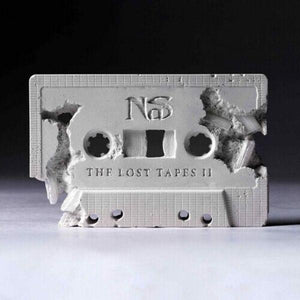 Nas // The Lost Tapes 2-Mass Appeal-vinylmnky