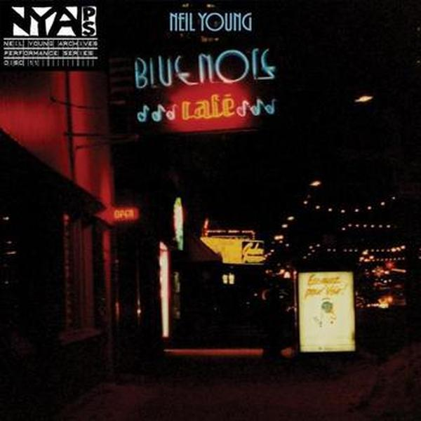 Neil Young // Bluenote Café
