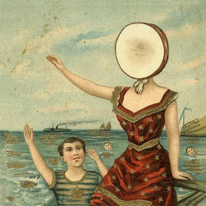 Neutral Milk Hotel // In the Aeroplane Over the Sea-Merge Records-vinylmnky