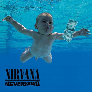 Nirvana // Nevermind-Geffen Records-vinylmnky