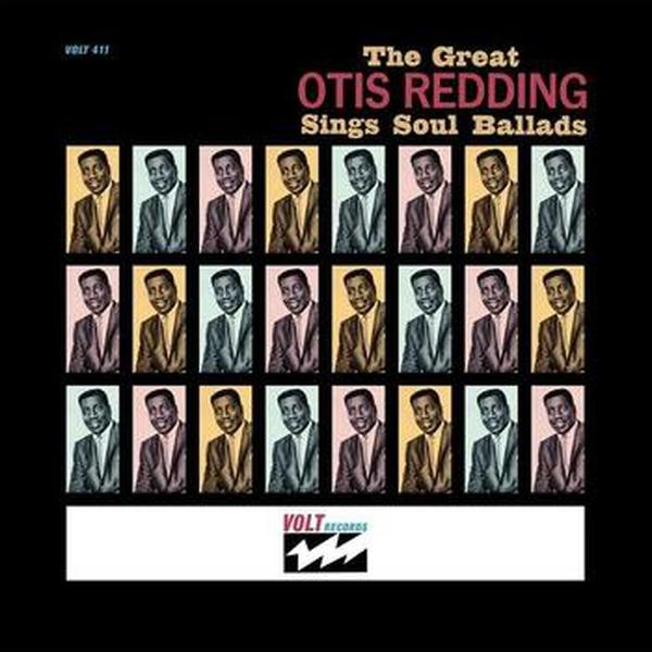Otis Redding // The Great Otis Redding Sings Soul Ballads