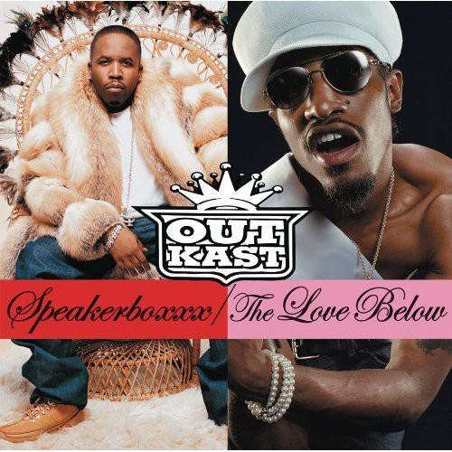 OutKast // Speakerboxx / The Love Below-La Face-vinylmnky