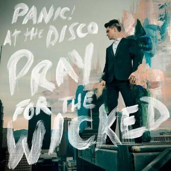 Panic! At The Disco // Pray for the Wicked-Warner Music Group-vinylmnky