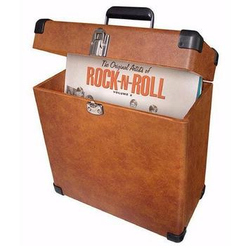 Platter-Pak LP Record Carrier Case