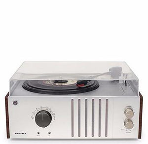Player Turntable / Radio - Mahogany