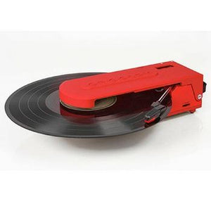 Revolution Portable USB Turntable + [ Bonus Spotlight LP Included ]-Record Player-Crosley-Orange-vinylmnky