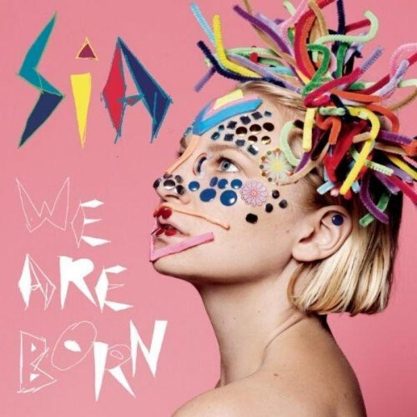 Sia // We Are Born-Sony-vinylmnky