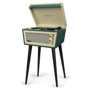 Sterling Turntable + [ Bonus Spotlight LP Included ]-Turntable-Crosley-Green-vinylmnky