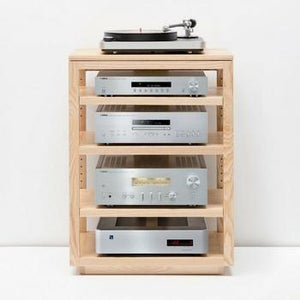 Symbol Audio Dovetail Vinyl Storage Cabinet Rack