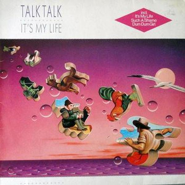 Talk Talk // It's My Life-Album-Warner Music Group-None-vinylmnky