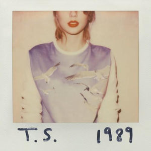 Taylor Swift // 1989-Big Machine Records-vinylmnky