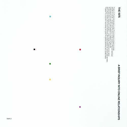 The 1975 // Brief Inquiry Into Online Relationships-Dirty Hit-vinylmnky