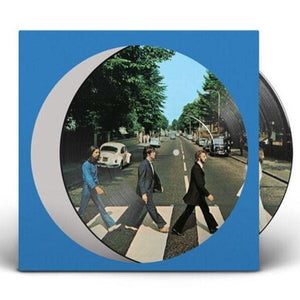 The Beatles // Abbey Road Anniversary (Picture Disc)-Capitol-vinylmnky