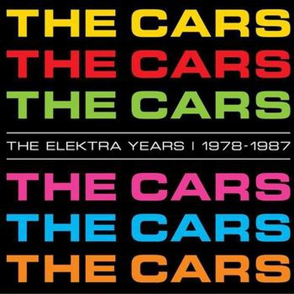 The Cars // The Elektra Years 1978 - 1987