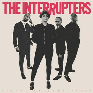 The Interrupters // Fight the Good Fight-Warner Music Group-vinylmnky