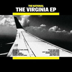 The National // The Virginia EP-Album-Warner Music Group-None-vinylmnky