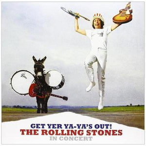 The Rolling Stones // Rolling Stones: Get Yer Ya-Ya's Out Lithograph