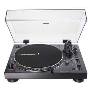 Audio-Technica AT-LP120XUSB-BK Analog and USB Direct Drive Turntable