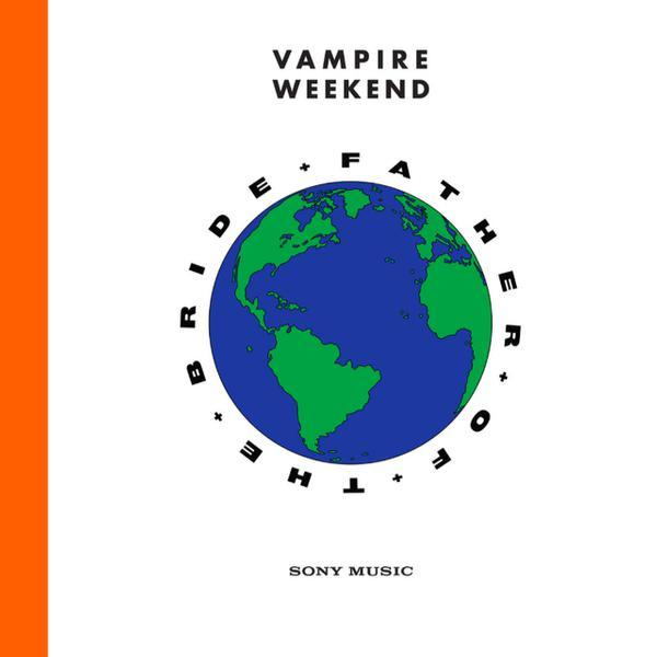 Vampire Weekend // Father Of The Bride-Sony-vinylmnky