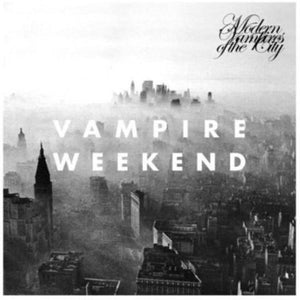 Vampire Weekend // Modern Vampires of the City-XL Recordings-vinylmnky