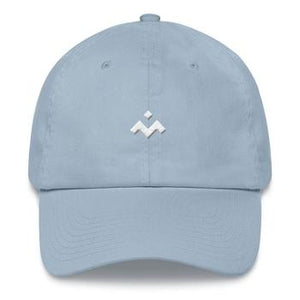 Vinylmnky Dad Hat-Apparel-vinylmnky-Light Blue-vinylmnky