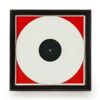 Wood Vinyl Record Frame