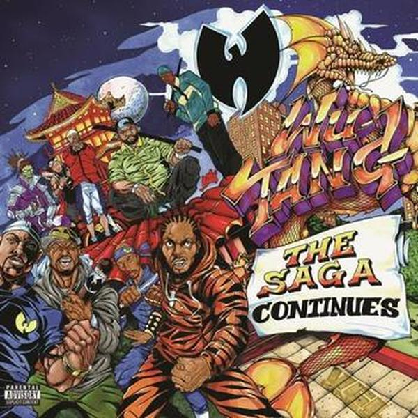 Wu-Tang // The Saga Continues