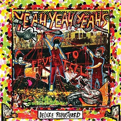 Yeah Yeah Yeahs // Fever to Tell-Interscope Records-vinylmnky