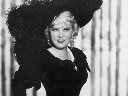 Mae West For Your Enjoyment