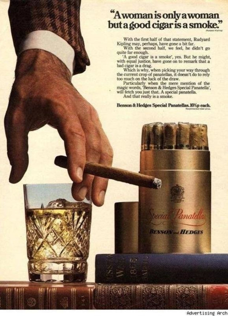 Vintage Ads From The Past That We Don't See Today