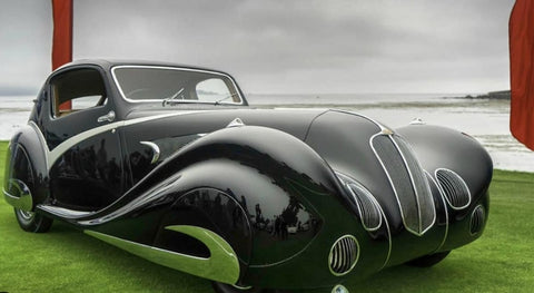 Beautiful Art Deco Cars
