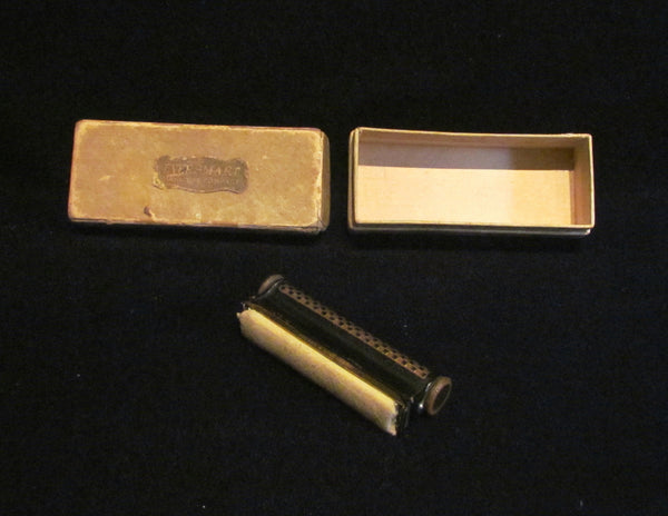 Vintage Ever Smart Manicure Compact 1924 Nail Buffer Kit Original Box