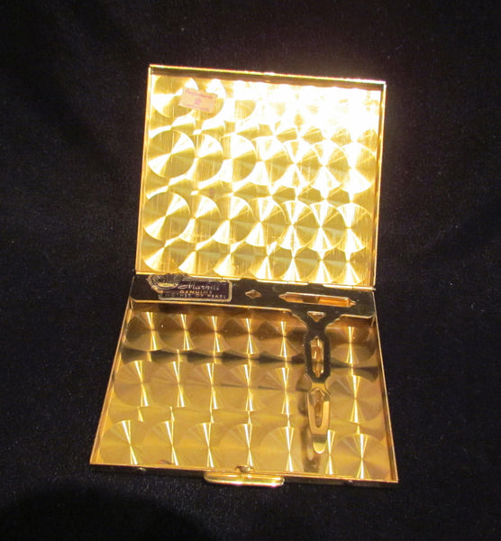 Mother Of Pearl Cigarette Case 1950's Marhill MOP Case