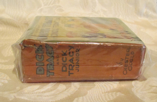 Big Little Book 1933 The Adventures Of Dick Tracy And Dick Tracy Jr.