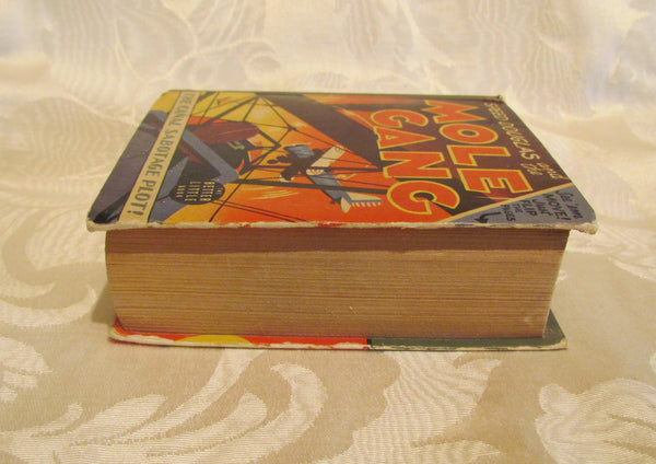 1941 Big Little Book Speed Douglas And The Mole Gang The Canal Sabotage Plot