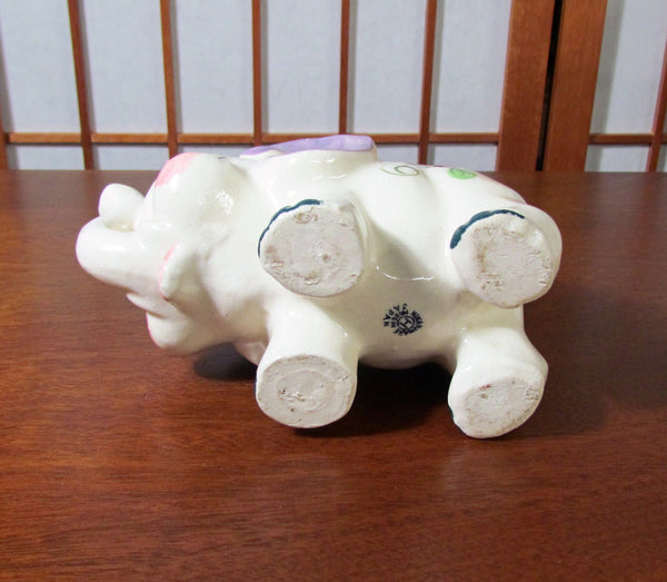 1940's Elephant Bank Made In Japan
